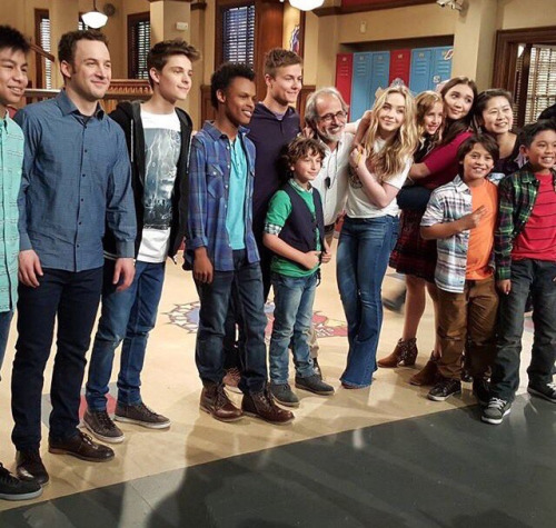 Who Is The Cast Of Girl Meets World