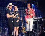 BRAD PAISLEY, CARRIE UNDERWOOD, ROBIN ROBERTS
