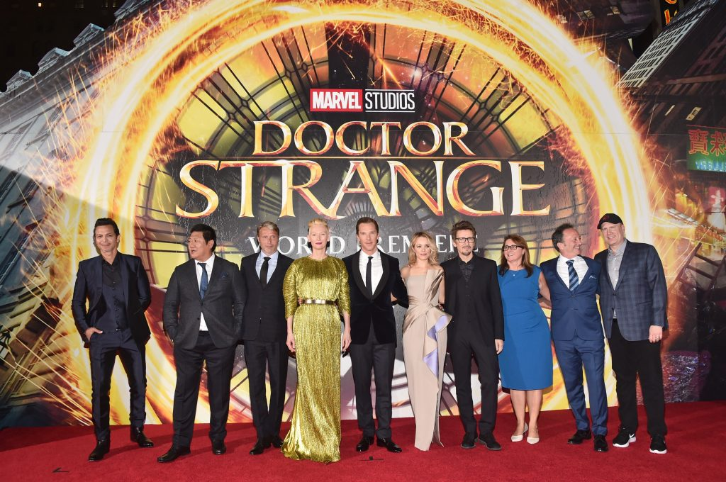 "The Los Angeles World Premiere Of Marvel Studios' ""Doctor Strange"""