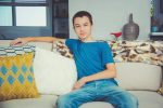 Hayden Byerly, who plays Jude Adams Foster in the television show The Fosters.