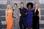 Dakota Fanning, Jennifer Connelly, Ewan McGregor, Uzo Aduba, Valorie Curry