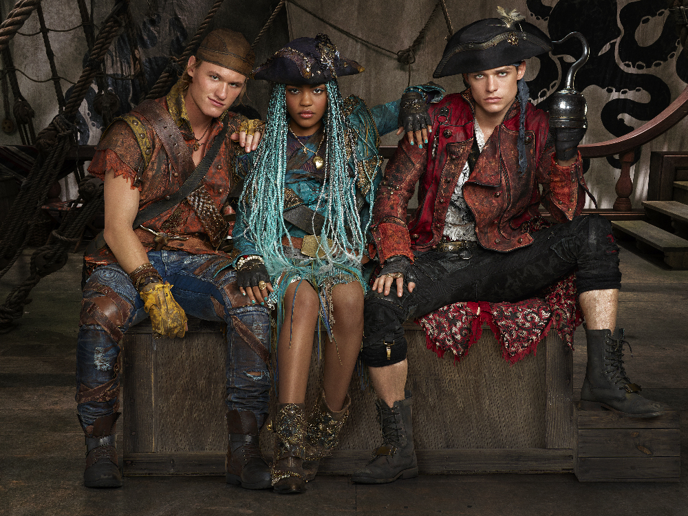 DYLAN PLAYFAIR, CHINA ANNE MCCLAIN, THOMAS DOHERTY