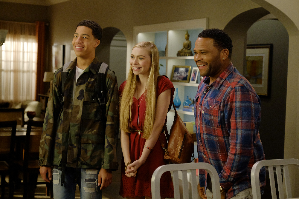 MARCUS SCRIBNER, ANNELISE GRACE, ANTHONY ANDERSON