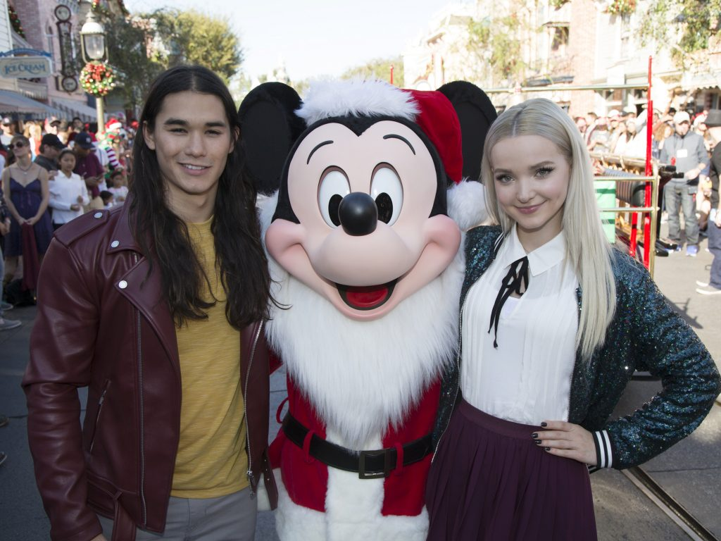 BOOBOO STEWART, MICKEY MOUSE, DOVE CAMERON