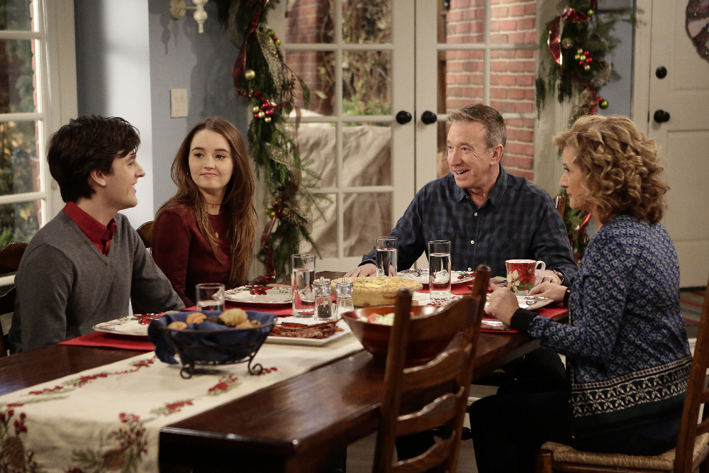 TRAVIS TOPE, KAITLYN DEVER, TIM ALLEN, NANCY TRAVIS