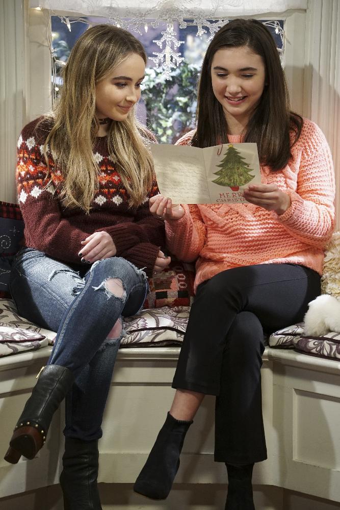The Holidays are Here in New Promo Photos from Girl Meets World ...