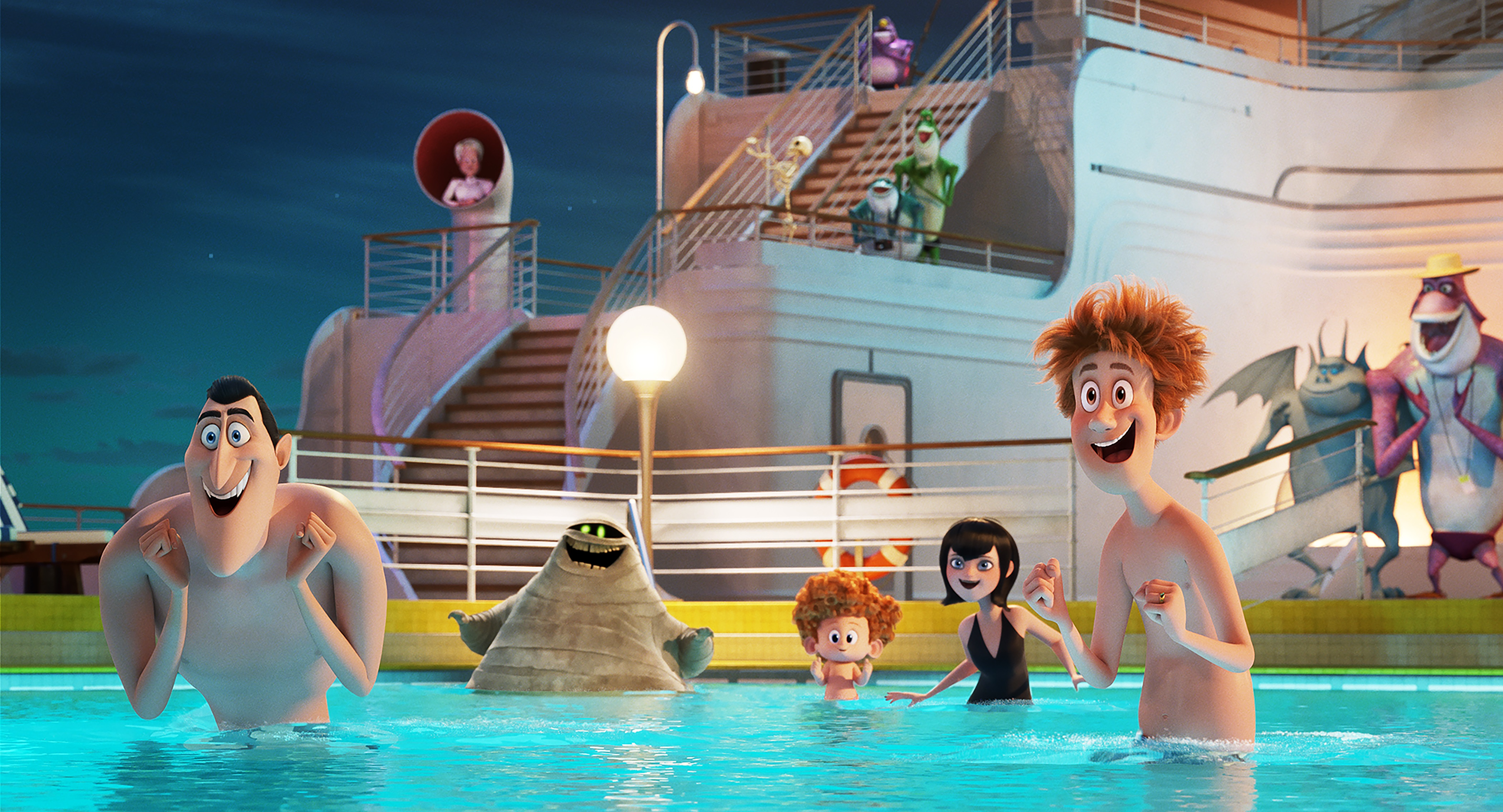 The Vacation Has Started in New Photos from Hotel Transylvania 3: Summer Vacation – BeautifulBallad