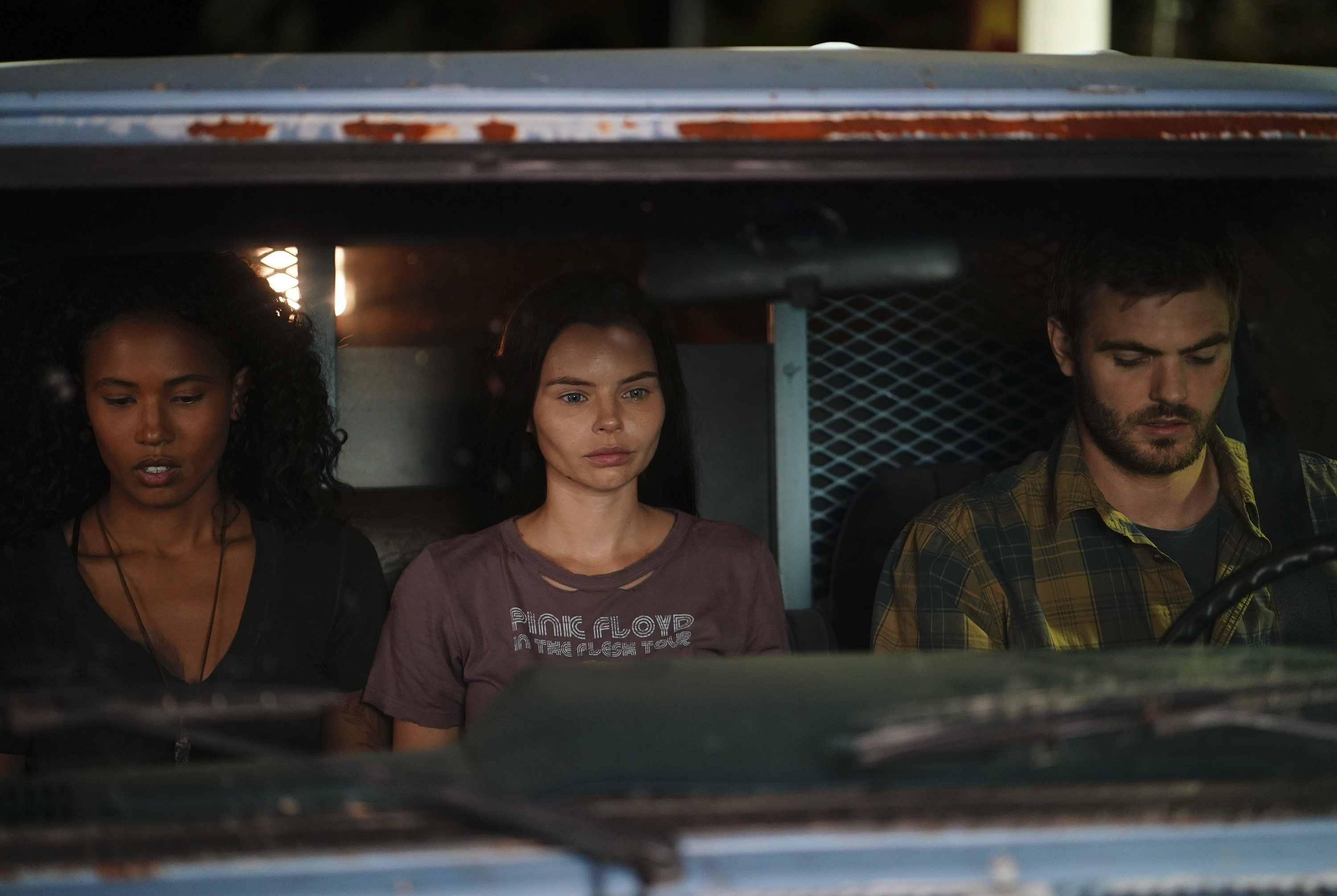6b9e94d6d0f2 Promo photos from the next episode of Siren have been released. The episode  is called