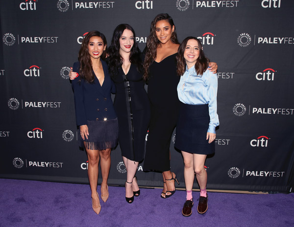 The Ladies From Hulu's Dollface Attend The Paley Center For