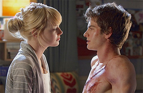 Andrew Garfield Emma Stone To Reprise Their Roles As Peter Parker Gwen Stacy In Spider Man 3 Beautifulballad